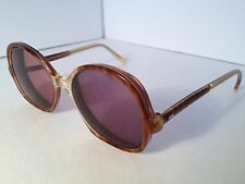 Vtg SWAN OPT optical LAURA USA SUNGLASSES Retro RX Frames