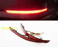 Rear Bumper Red LED Bumper Reflector Light Lamp For kia Optima K5 2011 2012 2013