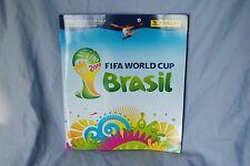 Official Licensed Sticker Album 2014 FIFA WORLD CUP BRASIL plus 4 free stickers