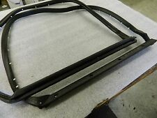 78-82 Corvette T-Top Weatherstrip Gaskets TTOP *Best fitting on the market*