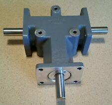"NEW Lampin MITRPAK 3/4"" 3 Way Gear Box Model HAT-12, HAT-121,"