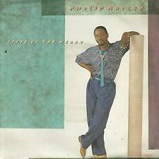 """PHILIP BAILEY """" STATE OF THE HEART / TAKE THIS WITH YOU"""" 7"""" MADE IN HOLLAND"""