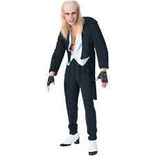 ONE SIZE ROCKY HORROR MEN'S RIFF RAFF #FANCY DRESS OUTFIT FOR HALLOWEEN PARTY