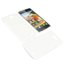 étui pour Archos 50 néon Coque Protectrice Téléphone Portable TPU En Caoutchouc