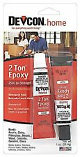 NEW DEVCON S35 CLEAR 2 TON HIGH STRENGTH EPOXY GLUE WATERPROOF ADHESIVE 35345