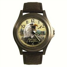 American Expedition Bald Eagle Sports Wrist Watch NEW Sekio Movement