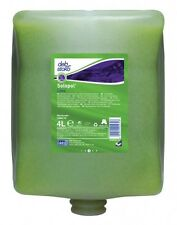 Deb solopol lime wash 4 lt cartridge heavy duty hand cleaner LIM4LTR 4lt 4 litre