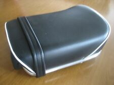 VINTAGE BMW R50-R69S BREADLOAF SEAT, DENFELD SHAPE, FENDER MOUNT W/HARDWARE  NEW