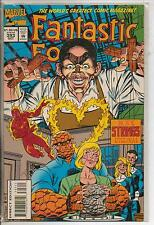 Marvel Comics Fantastic Four #393 October 1994 NM