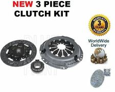 FOR HONDA CONCERTO 1.4 1.5 1.6 HATCH 1990-1994 NEW 3 PIECE CLUTCH KIT 23048