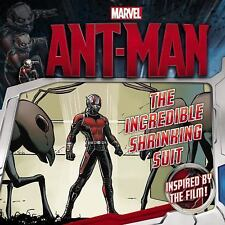 Marvel's Ant-Man: The Incredible Shrinking Suit  (ExLib)