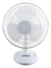 "12"" Oscillating Table Fan"