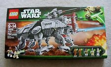LEGO Star Wars Clone Wars - Rare - 75019 AT-TE - New (open box/sealed contents)