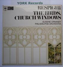 61082 - RESPIGHI - The Birds / Church Windows ORMANDY - Excellent Con LP Record