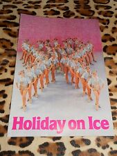Programme,  Holiday on ice 1978