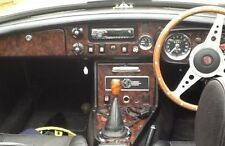 MGB & GT 1970 - 1974 WALNUT  WOOD DASH TRIM KIT