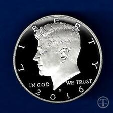 2016 S 90% Silver Proof Kennedy Half Dollar -Gem Proof-In Stock