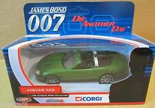"Corgi James Bond 007 Die-Cast Green Car ""Die Another Day"" Ultimate Collection"