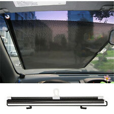 Auto Retractable Car Side Window Shade Visor Windshield Sunshade Shield Curtain