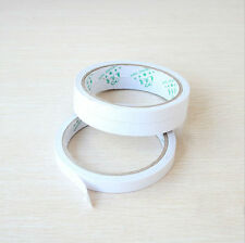 Thin White Double-sided Adhesive Tape Picking Strong Useful Transparent Daily