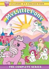My Little Pony Complete Series Original DVD Set TV Series Kids Children Episodes