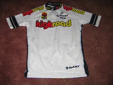 "HIGHROAD GIANT MOA UCI PRO TOUR ITALIAN CYCLING JERSEY [41/42""]"