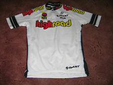 "HIGHROAD GIANT MOA UCI PRO TOUR ITALIAN CYCLING JERSEY [41""]"