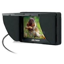 "Viltrox 5""HDMI Field Video Monitor For Nikon Canon Sony Camera DV Camcorder J5R6"
