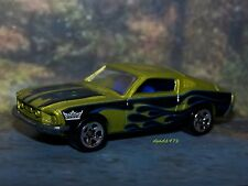 Hot Wheels 1968 68 Ford Mustang fresh from package P