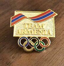 Armenia Undated (2000s) National Olympic Committee (NOC) Pin