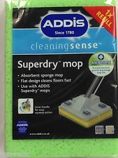 2 PACK ADDIS SUPER DRY MOP REFILL REFIL REFILLS SUPERDRY SQUEEZY