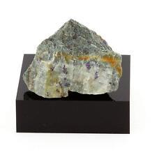 Bornite + Siderite. 34.2 cts. Thetford Mines, Québec, Canada