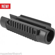 MOSSBERG 500 SHOTGUN PUMP TACTICAL FOREND GRIP WEAVER TRI RAIL MT 500A MT500A