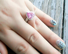 Sailor Moon Engagement Ring, Sailor Moon Jewelry, Sailormoon Ring, Heart