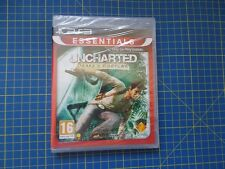 Uncharted: Drake's Fortune - Essentials (PS3) New Factory Sealed
