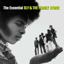 SLY AND THE FAMILY STONE ESSENTIAL 2 CD NEW