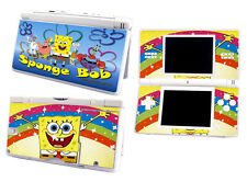 Skin Sticker to fit Nintendo DS Lite DSL - Sponge Bob