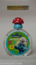 THE SMURFS GROUCHY KIDS 1.7 OZ / 50 ML EAU DE TOILETTE EDT TESTER SPRAY NO BOX