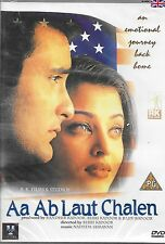 AA AB LAUT CHALEN - BRAND NEW BOLLYWOOD DVD