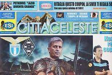 Programm | 2012-2013 | Lazio Roma v Borussia Mönchengladbach | Europa League