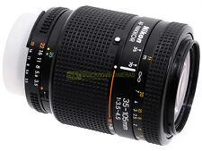 Nikon AF zoom Nikkor 35/105mm. f3,5-4,5 Macro. Garanzia 12 mesi.