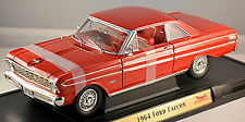 Ford Falcon Sprint Hardtop 1964 red rouge 1:18 Yat Ming