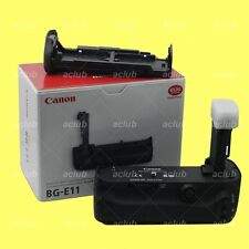 Genuine Canon BG-E11 Battery Grip BGE11 for LP-E6 LP-E6N EOS 5D Mark III 5DS R
