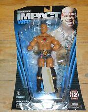 2014 TNA Impact Jakks Hernandez Deluxe Wrestling Figure MOC Series 12 Super Mex
