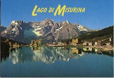 Alte Postkarte - Lago di Misurina