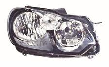 VOLKSWAGEN GOLF 2009-2012 Destra Lato Guidatore OFF HEADLIGHT OE