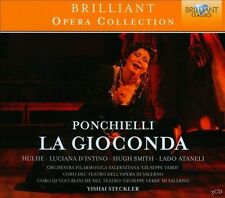 Amilcare Ponchielli La Gioconda, New Music