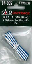 """Kato 24-825 Unitrack DC Extension Cord 90cm (35"""")"""