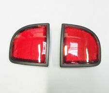 Mitsubishi L200 B40 2.5DID Rear Bumper Reflector Pair (LH & RH) New (03/2006 On)