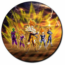Parche imprimido, Iron on patch, /Textil sticker / - Dragon Ball